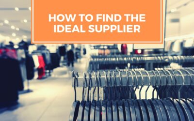 How To Find The Ideal Supplier